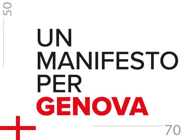 Un manifesto per Genova