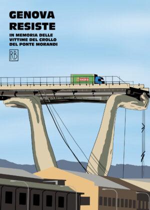 Genova resiste Riccardo Buonafede