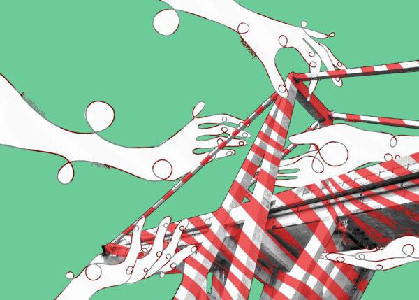 Helping Hands di Simona Riccini
