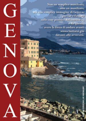 Manifesto per Genova Vincenzo Milone